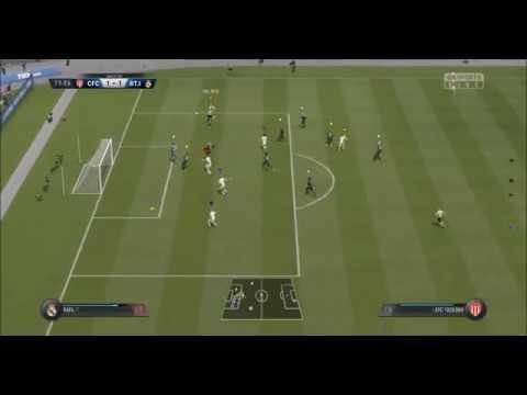 Cruzamento do Volante do Canelas E-Sports - DBZ_Beto - Fifa 19 - Pro Clubs - Campeonato VPL