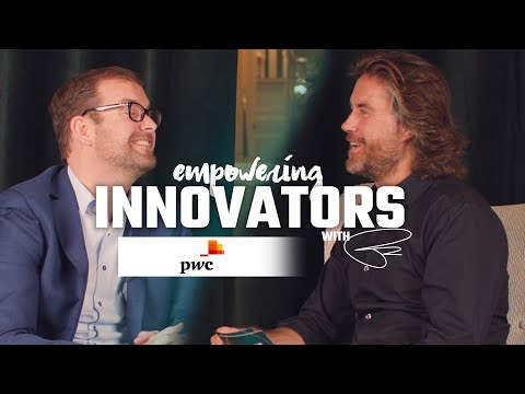 Innovation And PwC: Ilja Linnemeijer & Patrick De Zeeuw On Empowering Innovators