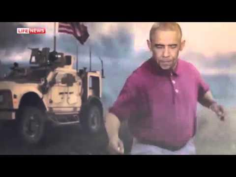Потому, что я счастлив ремейк в исполнении Обамы сайт AMDN NEWS