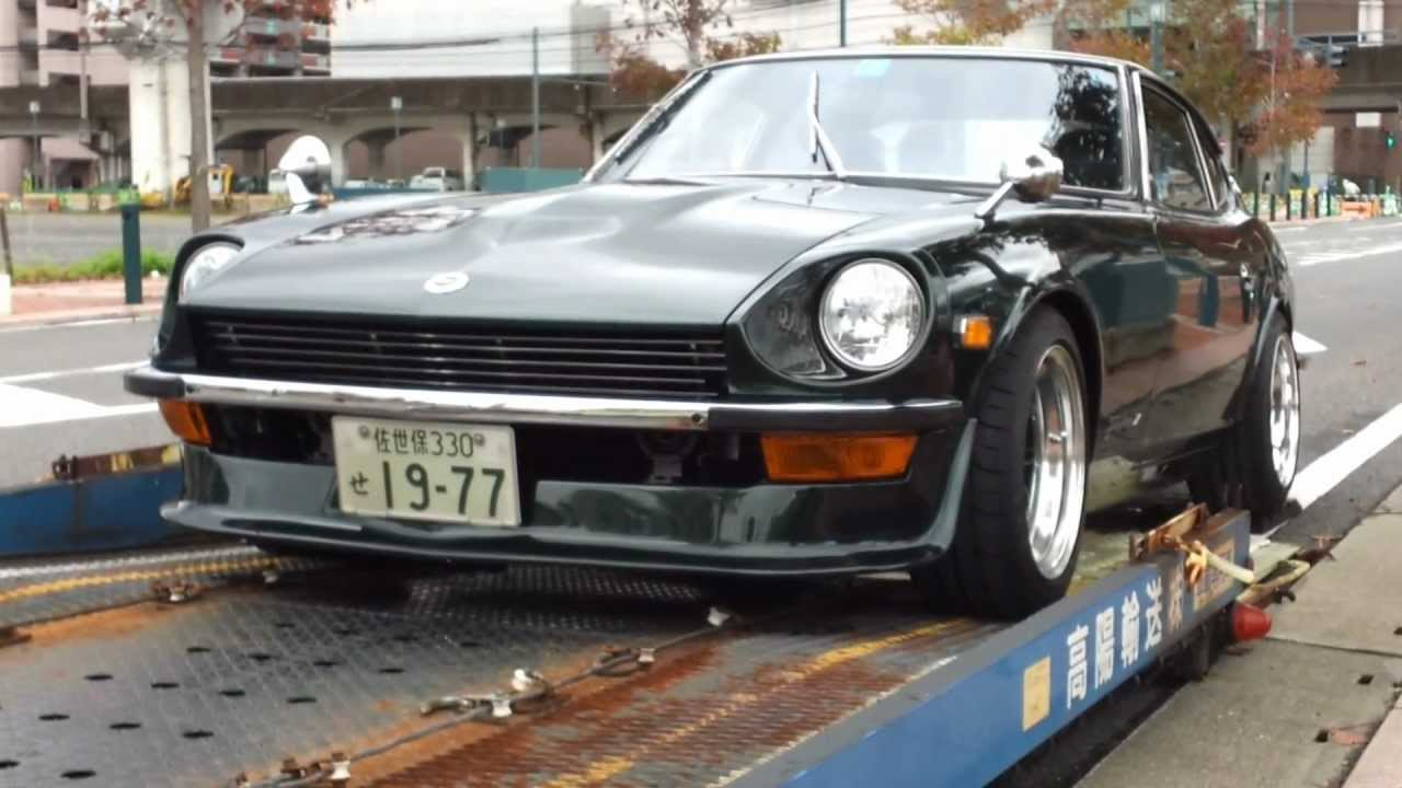 s30z 3 s30z 240z datsun jdm jccs hakosuka skyline nissan datsun youtube. Black Bedroom Furniture Sets. Home Design Ideas