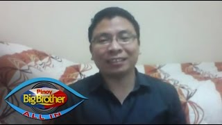 Top 10 Online Housemates Post Group Task Interview: Roderic Ramo