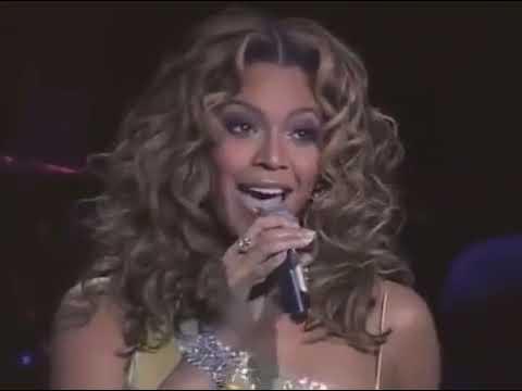 Beyoncé - You'll Never Walk Alone (Live) 2003