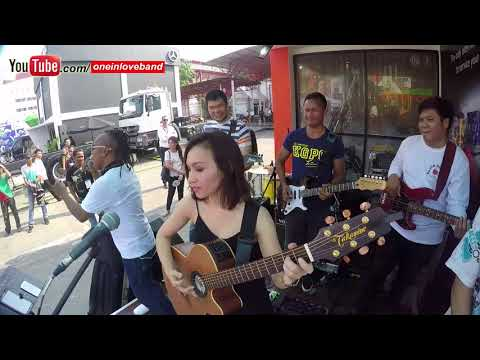 Eric Clapton Change The World - COVERED by One In Love Band September 2017