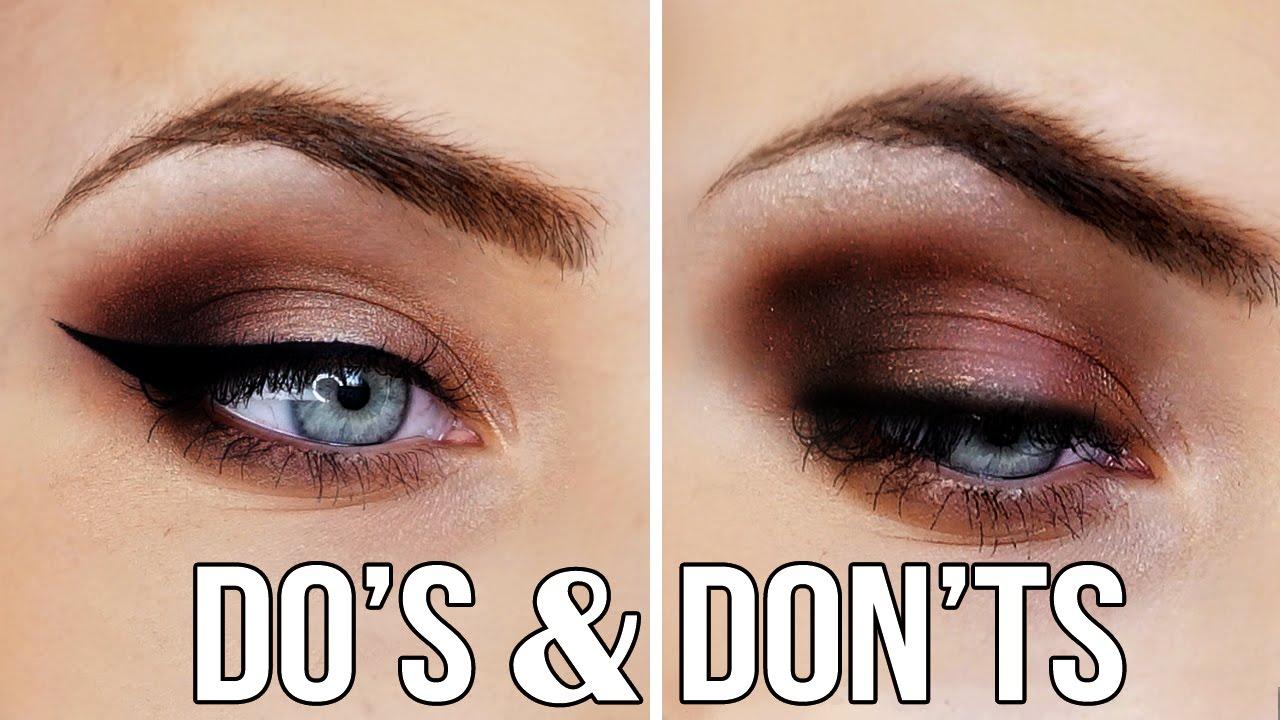 Eyeshadow Do S Amp Dont S Youtube