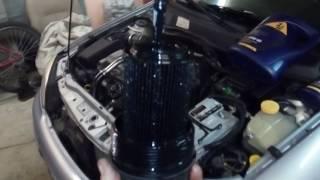 заміна олії Opel astra g