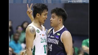 Koko Pingoy's best game in UAAP 81 was all for his late best friend
