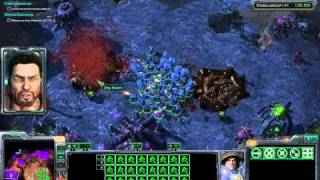 "Mission #3 ""Zero Hour"" - SC2 Brutal Walkthrough"