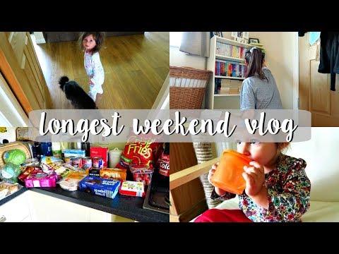 Longest Weekend Vlog!   Phoebe & Me
