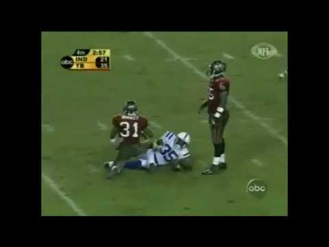 2003-10-06 Indianapolis Colts vs Tampa Bay Buccaneers(Manning Comeback on MNF)