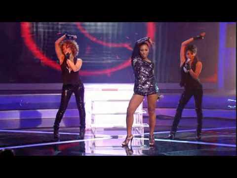 The X Factor - Week 1 Act 4 - Alexandra Burke |