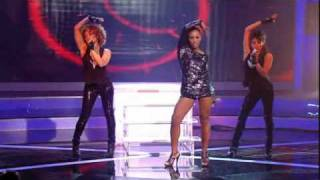 "The X Factor - Week 1 Act 4 - Alexandra Burke | ""I Wanna Dance With Somebody"""