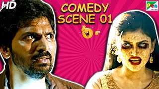 Hello Main Hoon – Back to Back Comedy Scenes - Part 1 | Vaibhav, Aishwarya Rajesh, Oviya