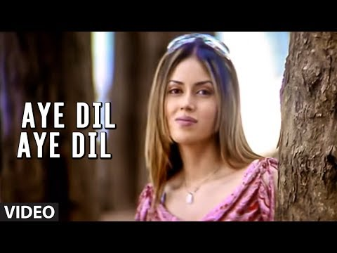 Aye Dil Aye Dil Video Song - Agam Kumar Bewafai Songs : Bewafaai
