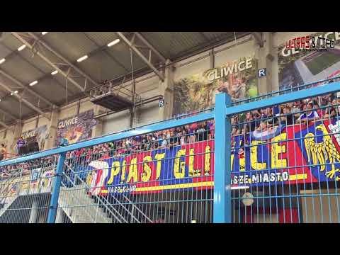 EL: Piast Gliwice - Riga FC [Fans]. 2019-07-25