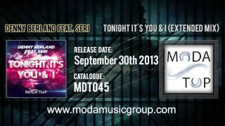 Denny Berland feat. Seri - Tonight It