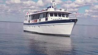 #forsale 56' Sutton / Defever steel  twin engine trawler