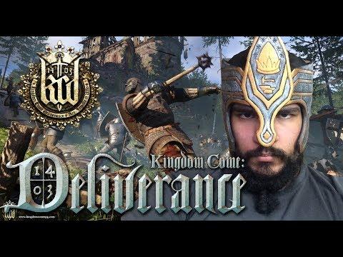 KINGDOM COME DELIVERANCE (DIRECTO) - Gameplay Español - AL FIN... ¡¡VOLVEMOS A TOPE CABALLEROS!!