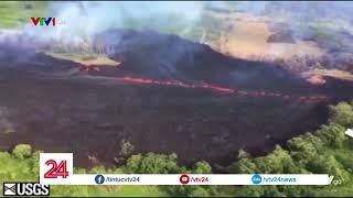 Bom nham thạch đe dọa người dân Hawaii | VTV24