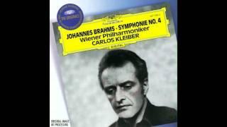 Brahms Symphony 4 - Carlos Kleiber / VPO (audio)