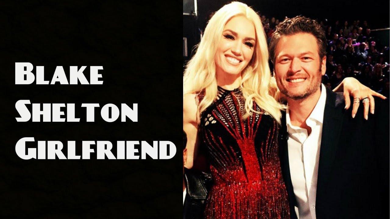 Who is blake sheltons girlfriend