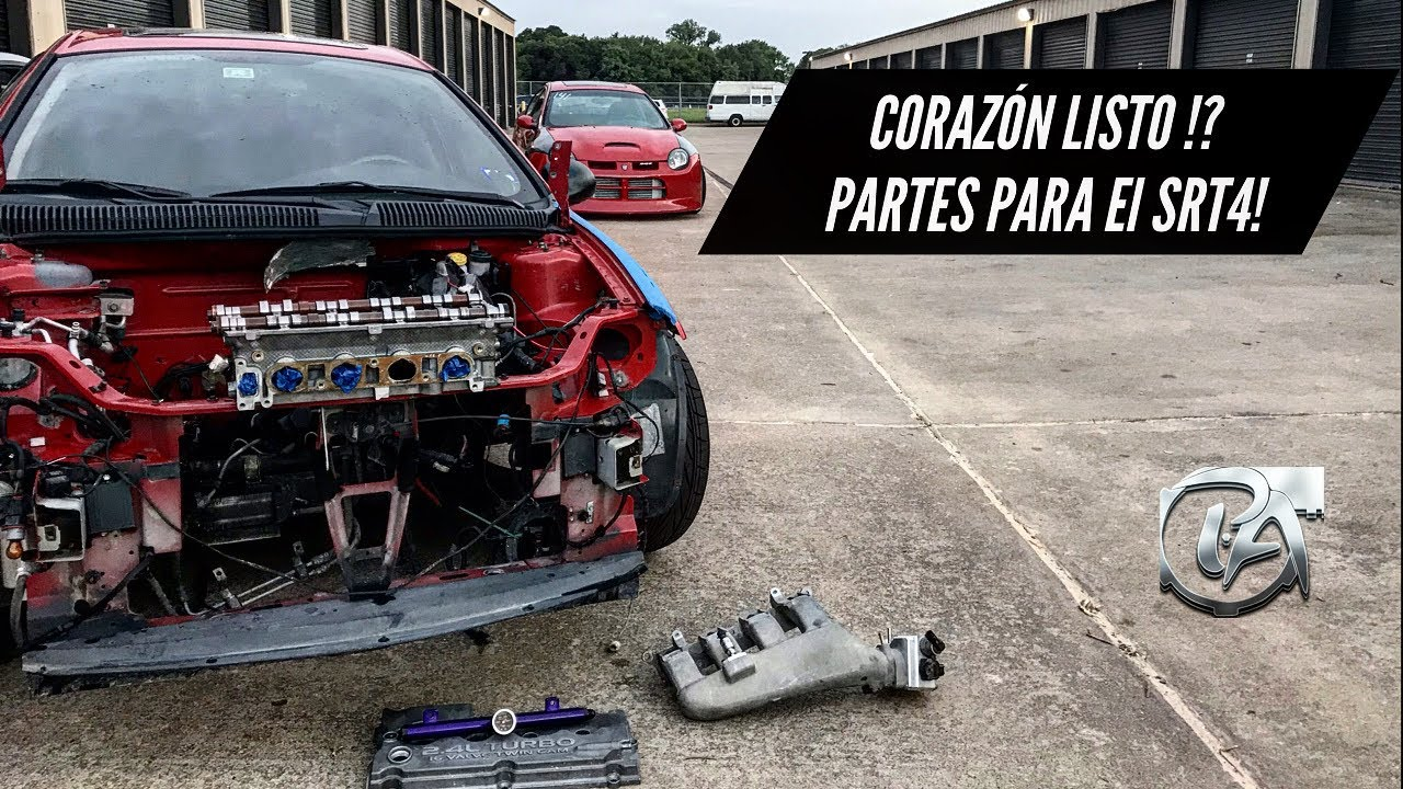 BEST DEAL EVER SRT4 PARTS | COPART SRT4 IS READY!?
