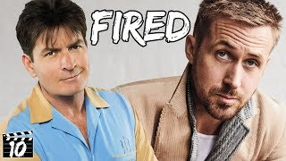 Top 10 Actors Who Were Fired On Set