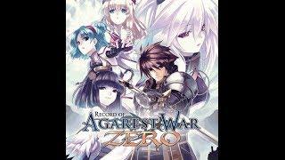 первый взгляд  Agarest: Generations of War Zero
