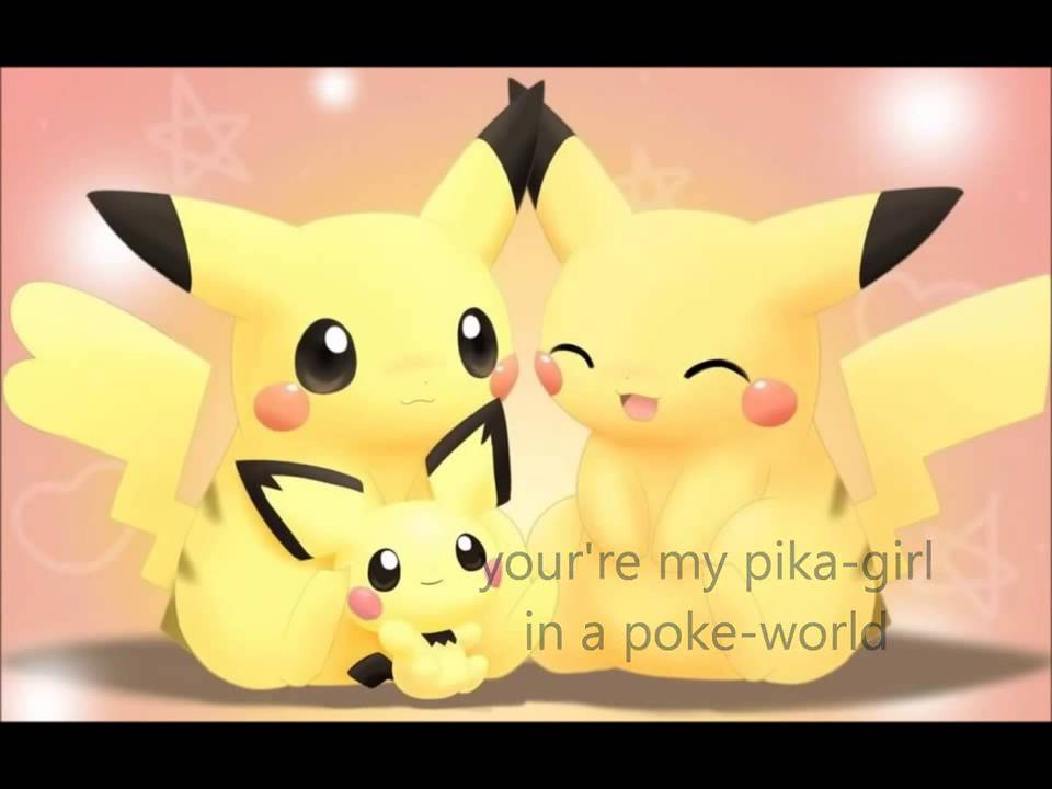 Nightcore Pika Girl S3LR with lyrics! - YouTube
