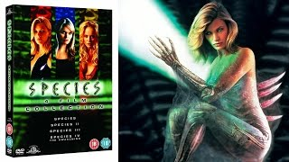 Species 1-4 DVD Movies Collection Box Set Review(, 2016-11-19T20:44:46.000Z)