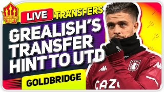 Grealish Transfer Hint! Alaba Snubs United?Man Utd Transfer News