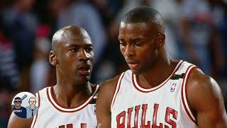 Did Michael Jordan disrespect Horace Grant? | Jalen & Jacoby