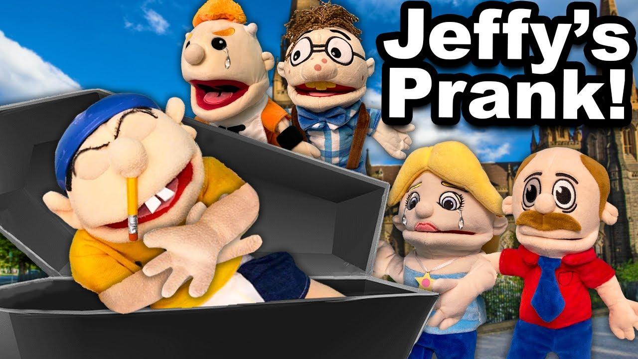 SML Parody: Jeffy's Prank!