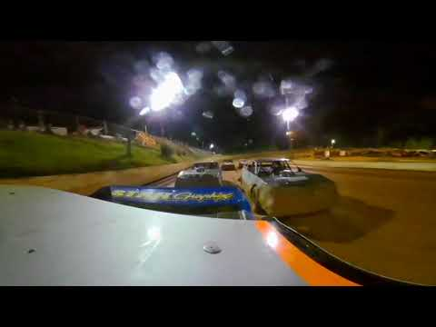 Jason Gulledge super stock heat at Lancaster speedway S.C. 9-16-17