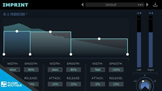 2 Free Plugins | Imprint Transient Shaper by WA Production Tutorial Review of Key Features