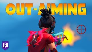 Out-Aiming EVERYONE in Fortnite