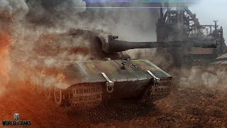 E 100 - ЛУЧШИЙ СВЕРХТЯЖЁЛЫЙ ТАНК В WOT   Стрим World of Tanks