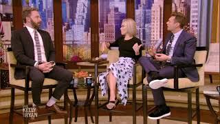Ben Affleck's Daughters Loves Ryan Seacrest