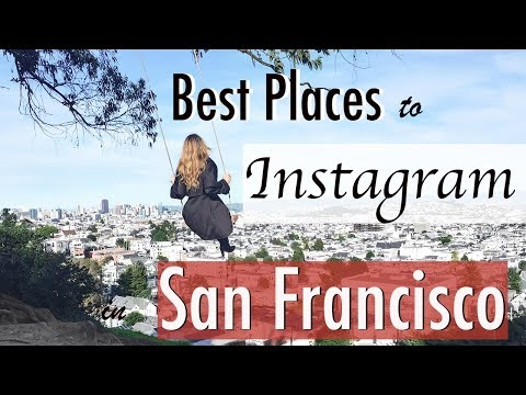 3 Best Places to Instagram in San Francisco, CA | Travel Guides | How 2 Travelers
