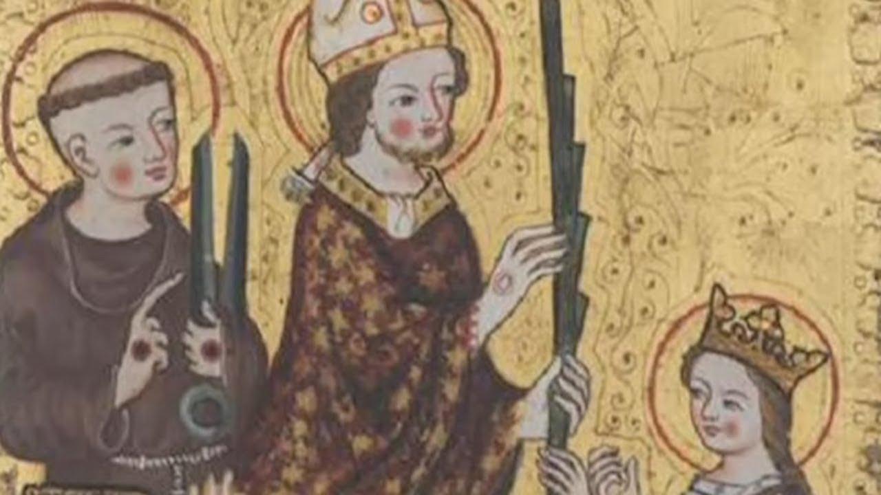 Sainte Claire : La petite plante de saint François d'Assise