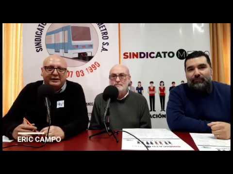 Capsula Informativa #01 #NegociacionMetro2019 Sindicato Metro