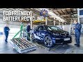 Eco-friendly method of recycling EV batteries