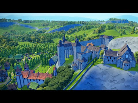 Foundation | Ep. 7 | Giant Monument Construction Begins | Foundation City Building Tycoon Gameplay