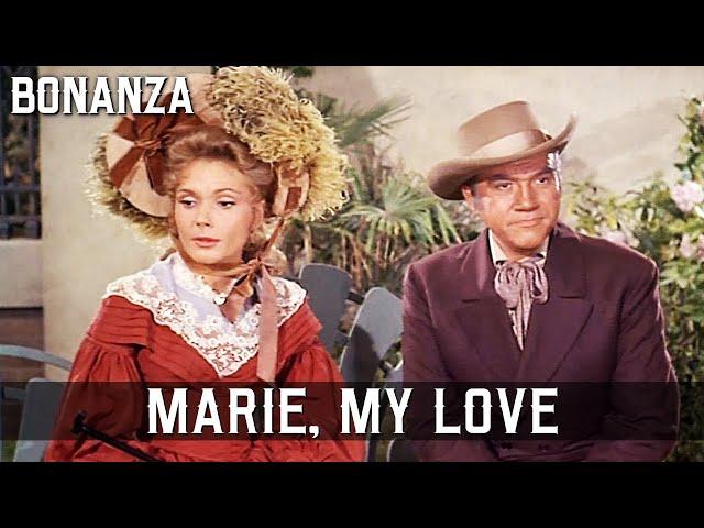 Bonanza - Marie, My Love   Episode 120   Cult Western Series   Wild West   Full Episode