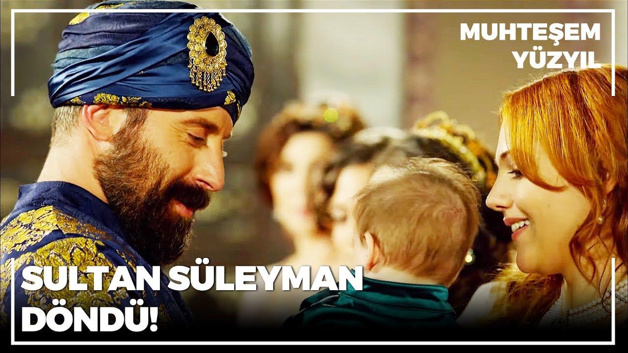 Sultan Süleyman, Mohaç Seferinden Döndü! | Muhteşem Yüzyıl