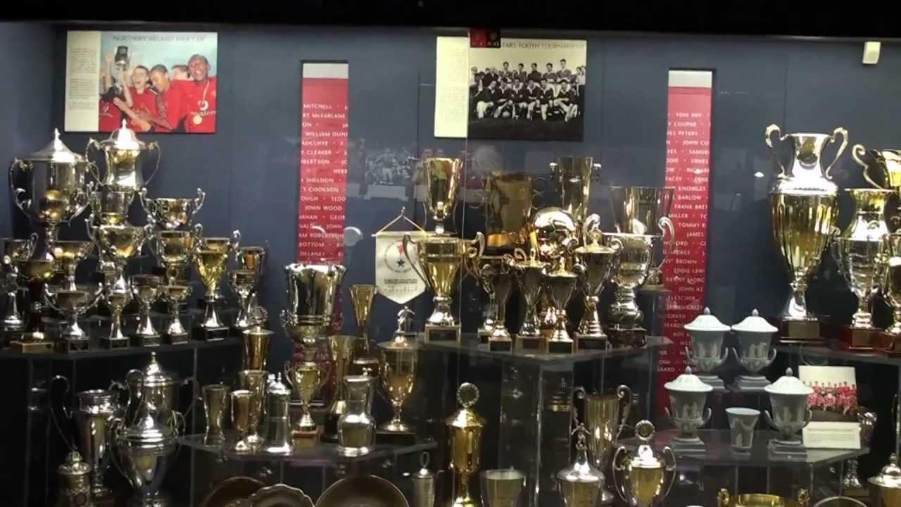 Manchester United Stadium And Museum Tour Part 3