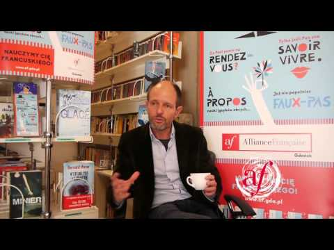 Entretien avec Bernard Minier, ecrivain de roman policier