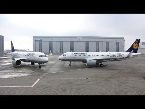 [Flight Report] LUFTHANSA | Hamburg ✈ Frankfurt | Airbus A320neo | Business