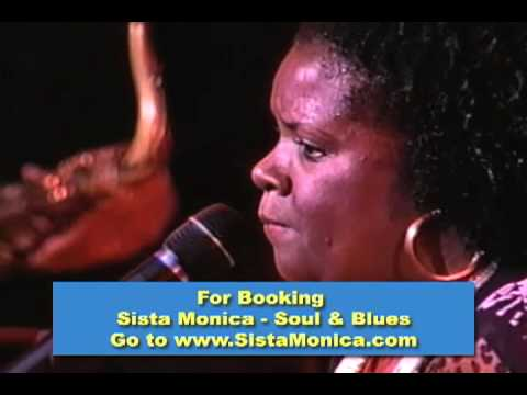 "Sista Monica - ""The Sista Don't Play""  @ The Catalyst"