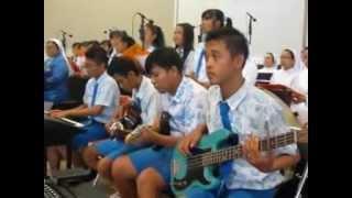 Charity untuk Sekolah Charitas Belitang
