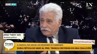 Jorge Asis categórico sobre la decisión electoral de Cristina y la encrucijada de Macri